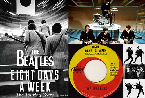 BEATLES : Eight Days a Week