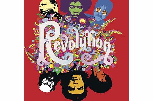 REVOLUTION: musica e ribelli