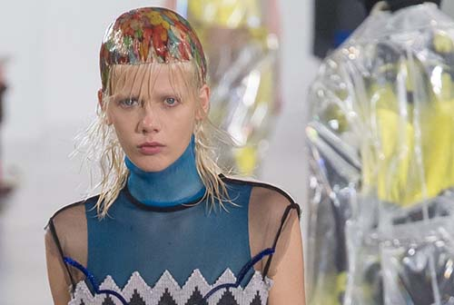 PARIGI fashion week 18 / 19 best look