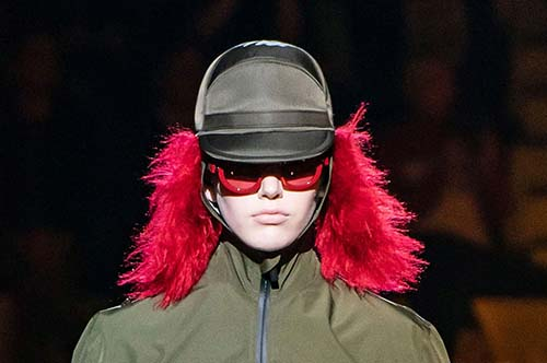 FW 2019 show by MILANO
