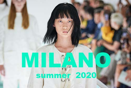 MILANO FW summer 2020