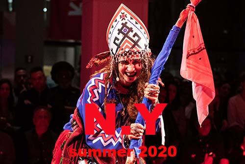 NY FW summer 2020