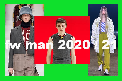 fw 2020 / 21 MAN part one