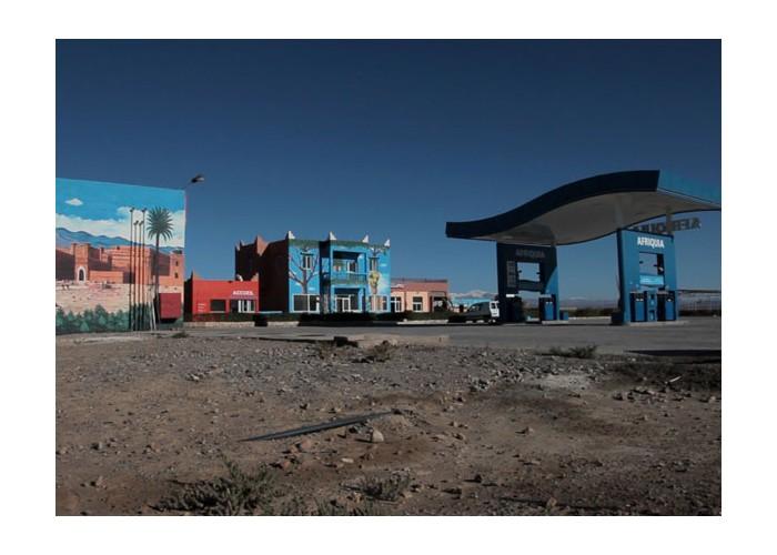Ra di Martino - Copìes recentes du paysages ancienne, 2012. Still da video.