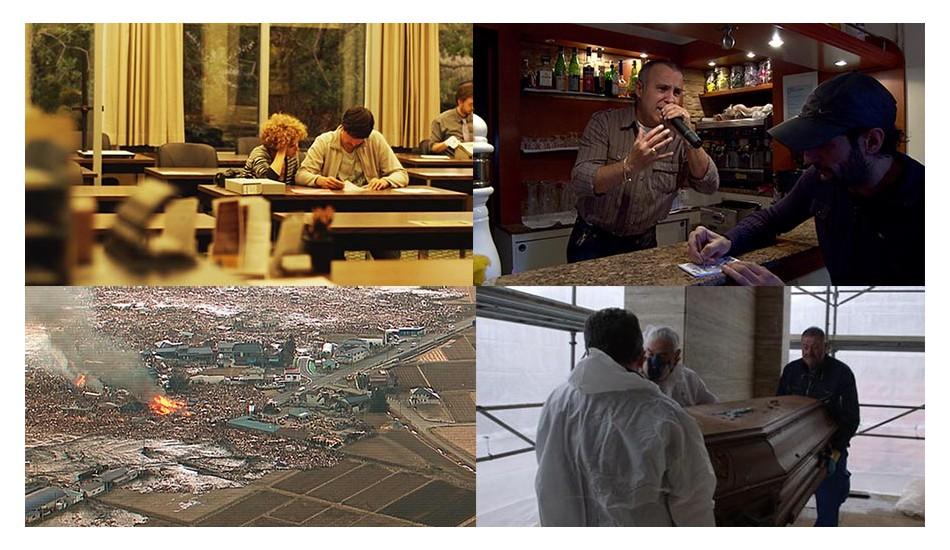 IN CONCORSO : REVELSTOKE- UN BACIO NEL VENTO,   STELLA CIAO,   FUKUSHIMA NUCLEAR STORY,  QUELLO CHE RESTA
