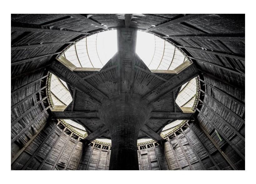 Torre di raffreddamento in Belgio