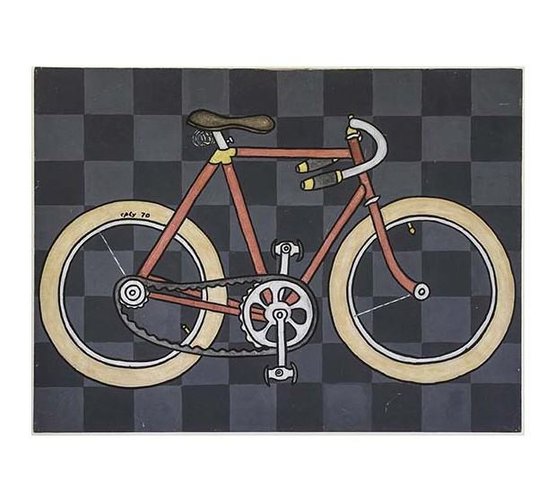Bicycle, 1970