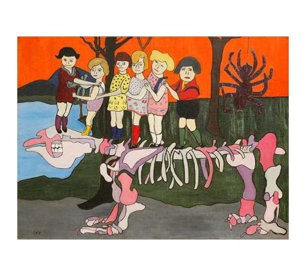CHILDREN OF DYNOSAURUS 1948