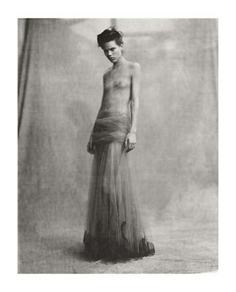Freja At Mme Simon Raincy, January 25th 2008 © Paolo Roversi