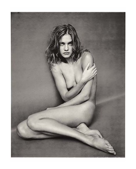 Natalia.Studio 9 rue Paul Fort Paris, November 23rd 2003 © Paolo Roversi