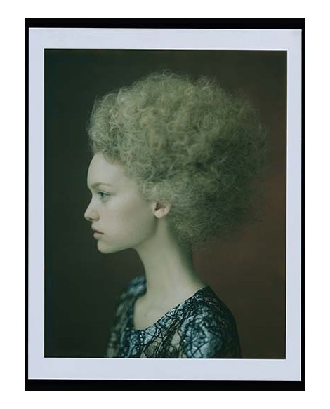 Gemma.New York 2004 © Paolo Roversi