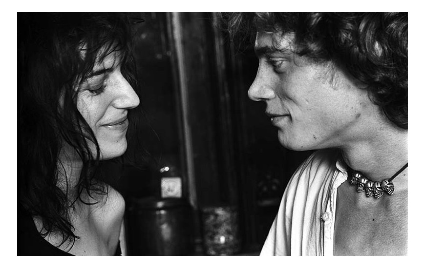 PATTY SMITH E ROBERT MAPPLETHORPE  by norman seeff