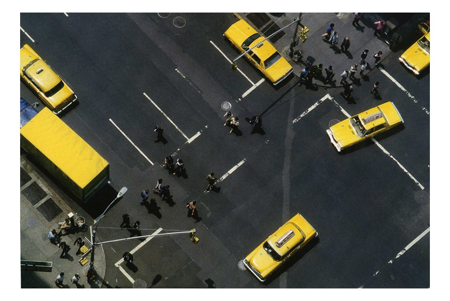 NEW YORK, 1979, Franco Fontana