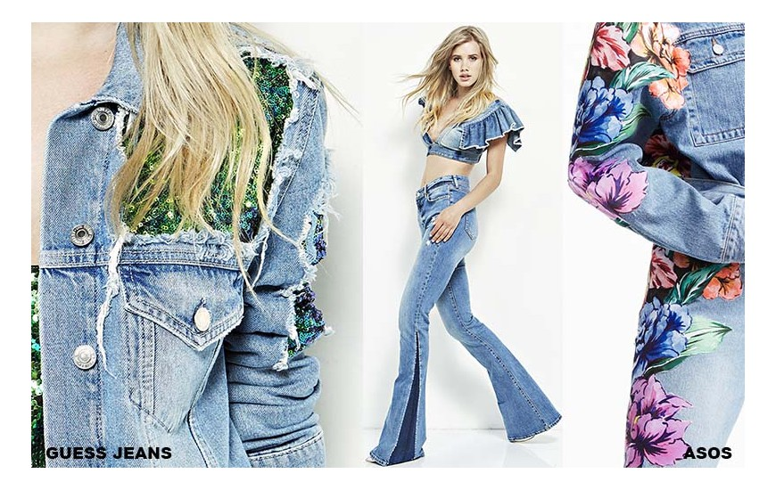 GUESS JEANS,  ASOS
