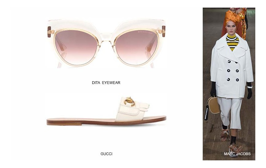 DITA EYEWEAR,  GUCCI,  MARC JACOBS