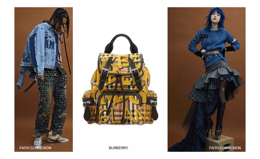 FAITH CONNEXION, BURBERRY