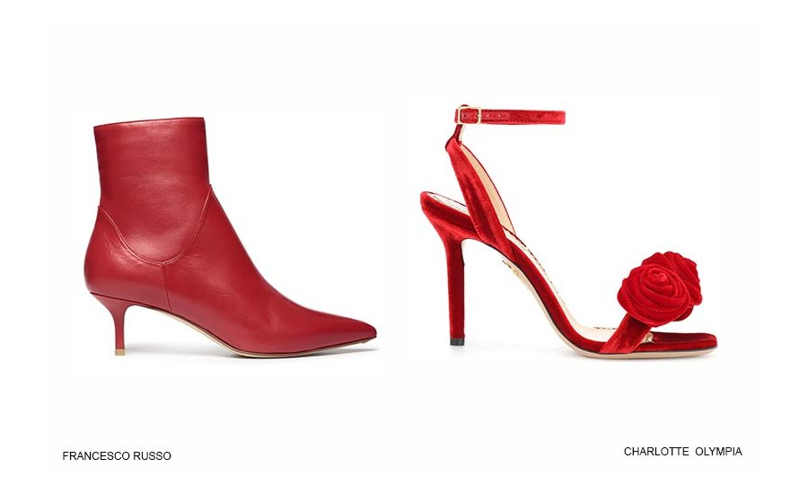 FRANCESCO RUSSO, CHARLOTTE OLYMPIA