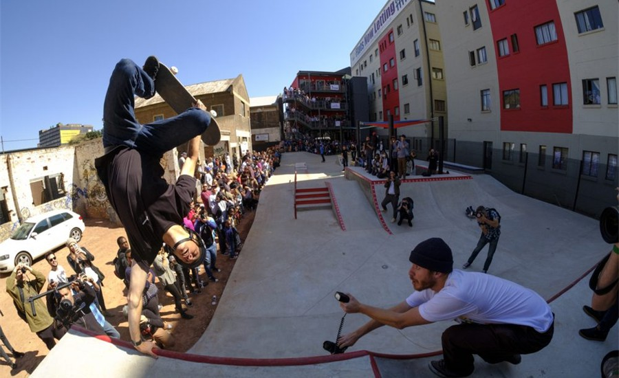 Skateistan: Skate School Launch . ph. Tim-MoolMAN