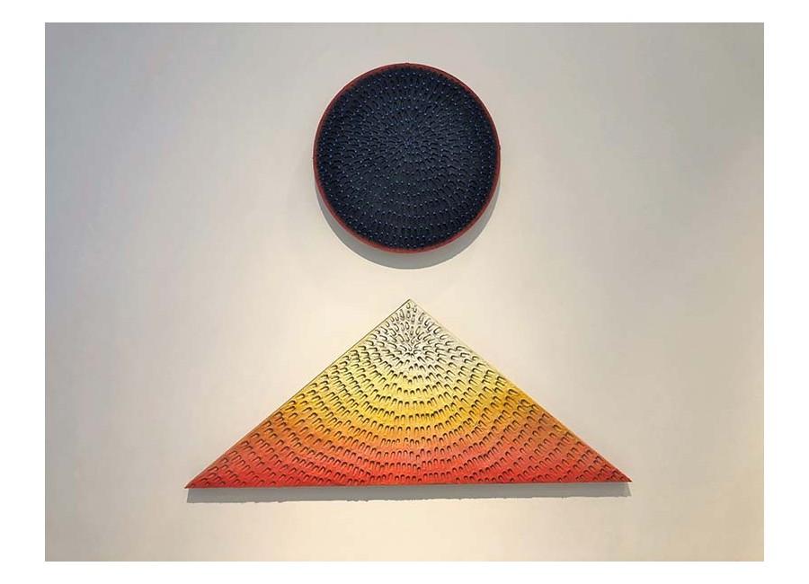 Jennifer Guidi, Lunar Sunrise, Lunar Sunset, 2019.