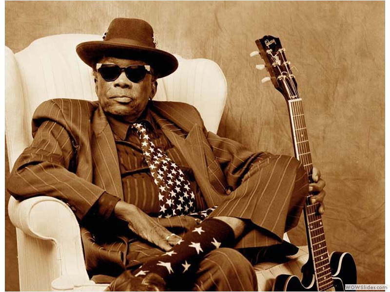Johnny Lee Hooker
